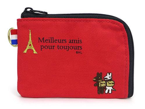 紅色零錢包 (麗卡)