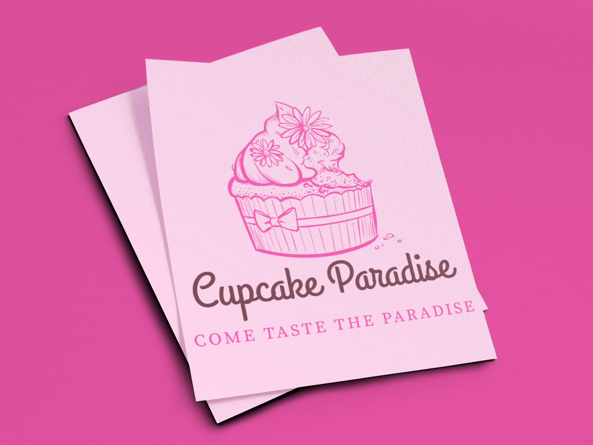 Cupcake Paradise.
