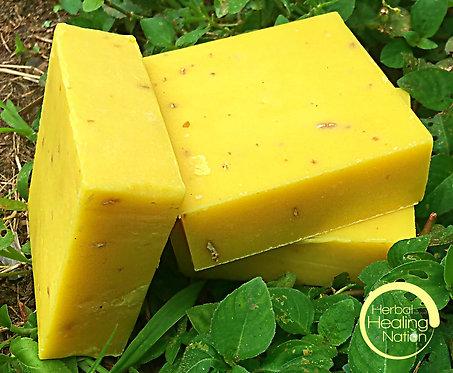 Island Citrus For Men Scrub Soap.