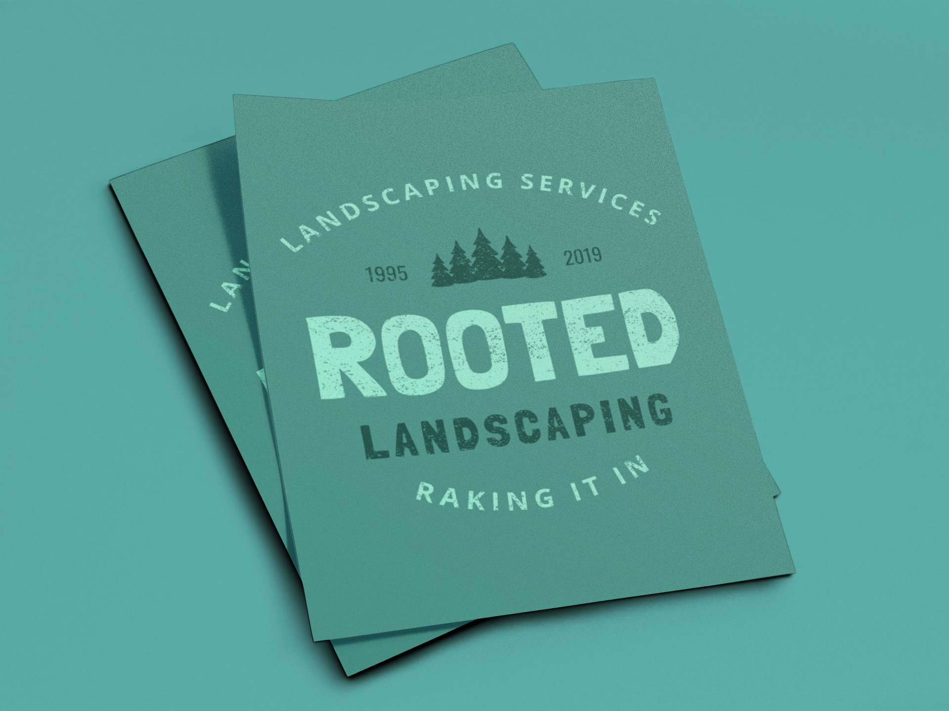 Rooted Landscaping.