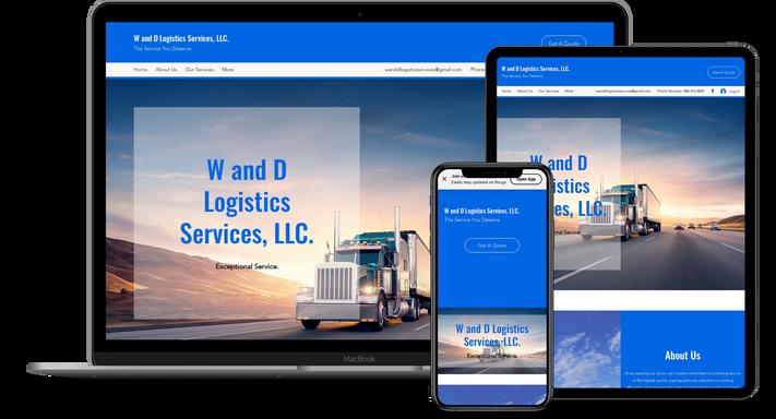 W And D Logistics Services, LLC.