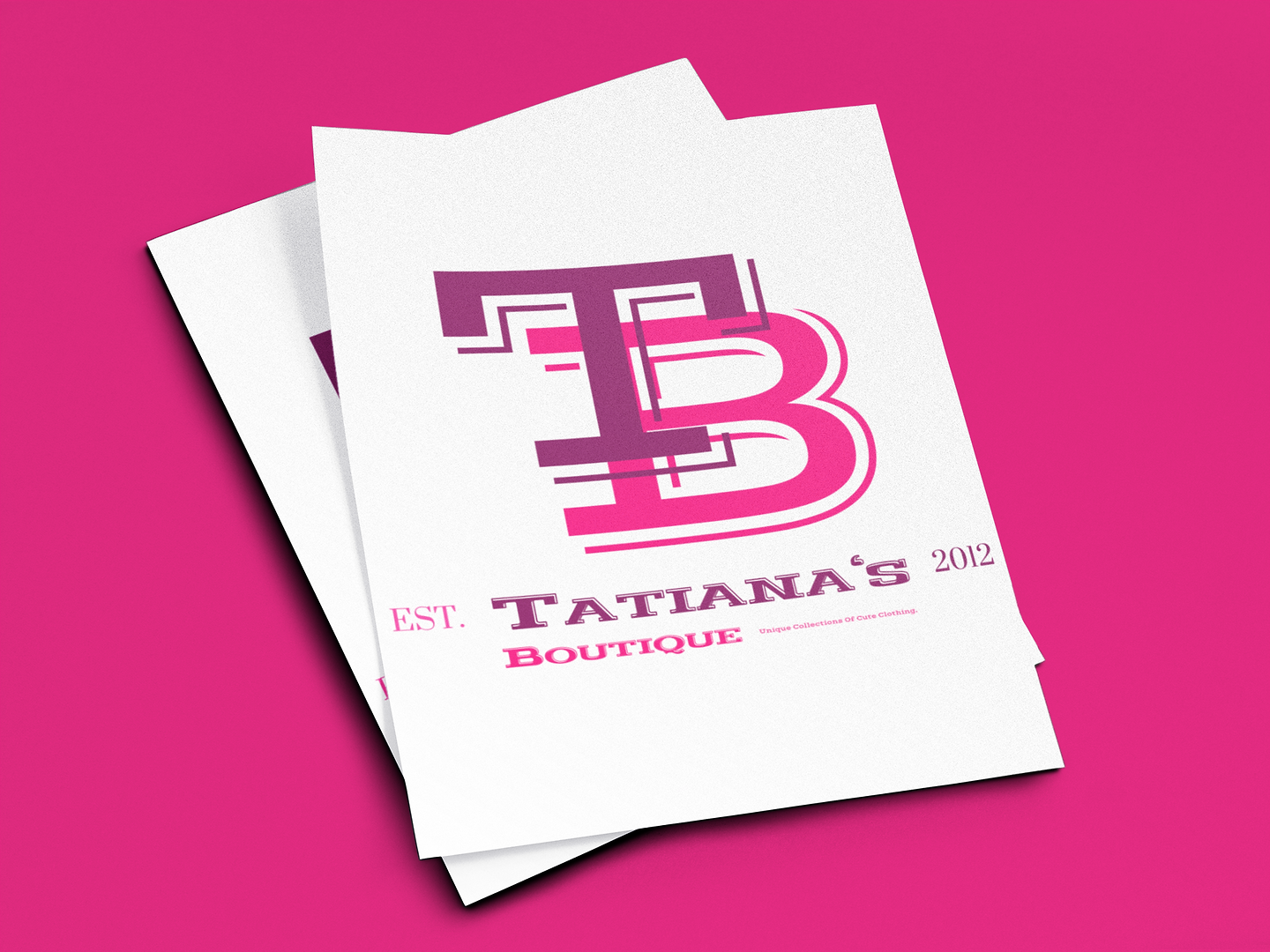 Tatiana's Boutique.