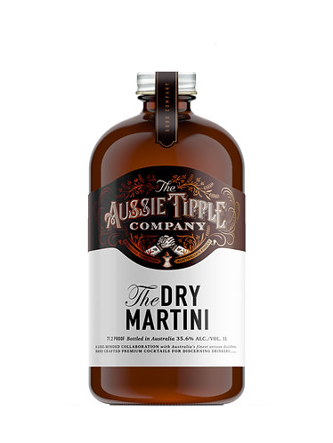Aussie Tipple The Dry Martini 35.6% 1L