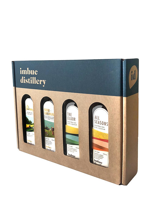 Imbue Distillery Gift Pack (4 x 100ml)