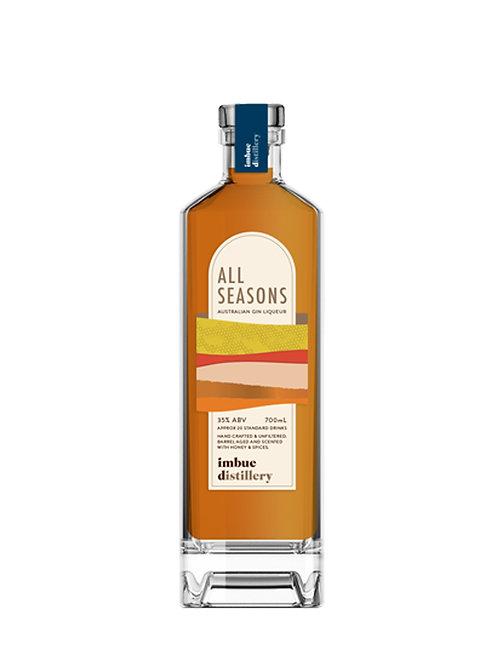 Imbue All Seasons Gin Liqueur 35% 700ml