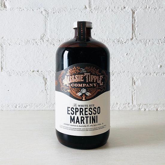 The White Rye Espresso Martini