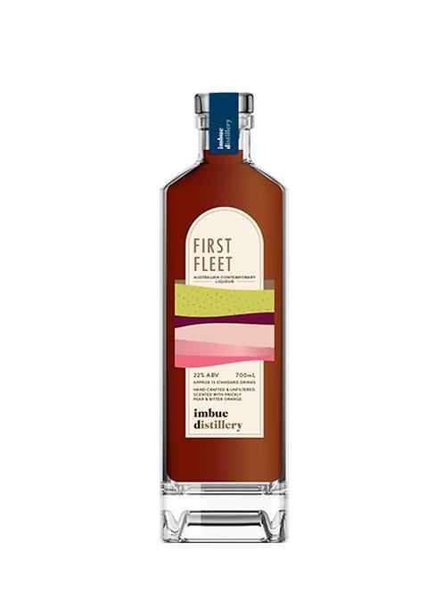 Imbue First Fleet Liqueur 22% | 700ml