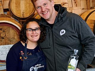 Taste Test - Imbue Distillery's The Journey gin