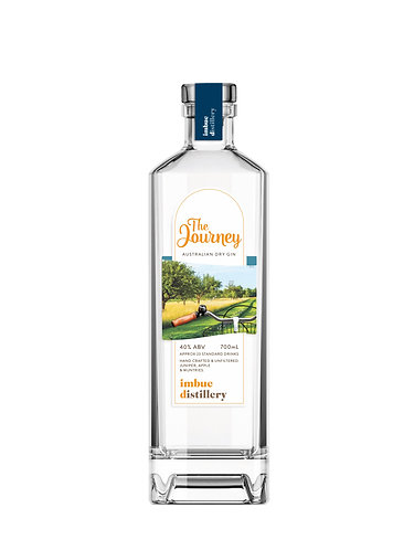 Journey Gin 40% 700ml