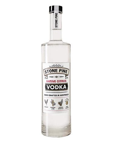 Stone Pine Native Citrus Vodka 40% 500ml
