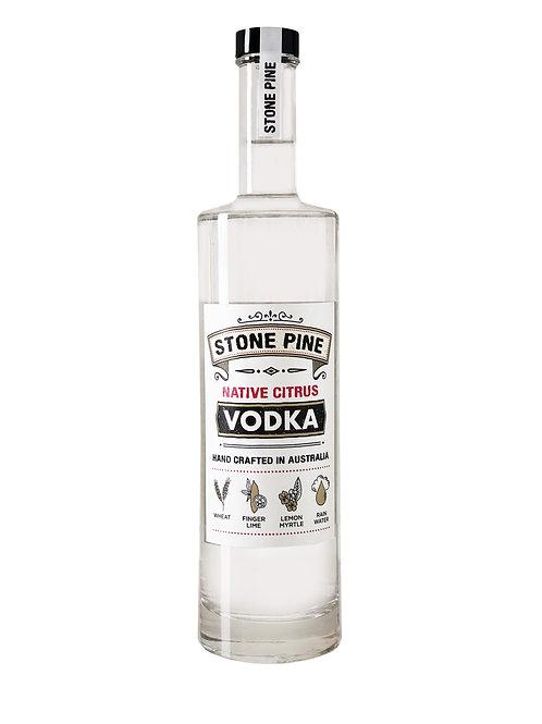 Stone Pine Native Citrus Vodka 40% | 500ml