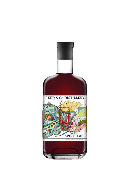 Reed & Co. Spirit Lab 'Blackberry Gin Liqueur' 38.4% | 500ml
