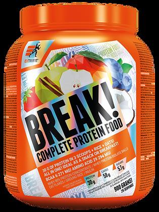 Protein Break!