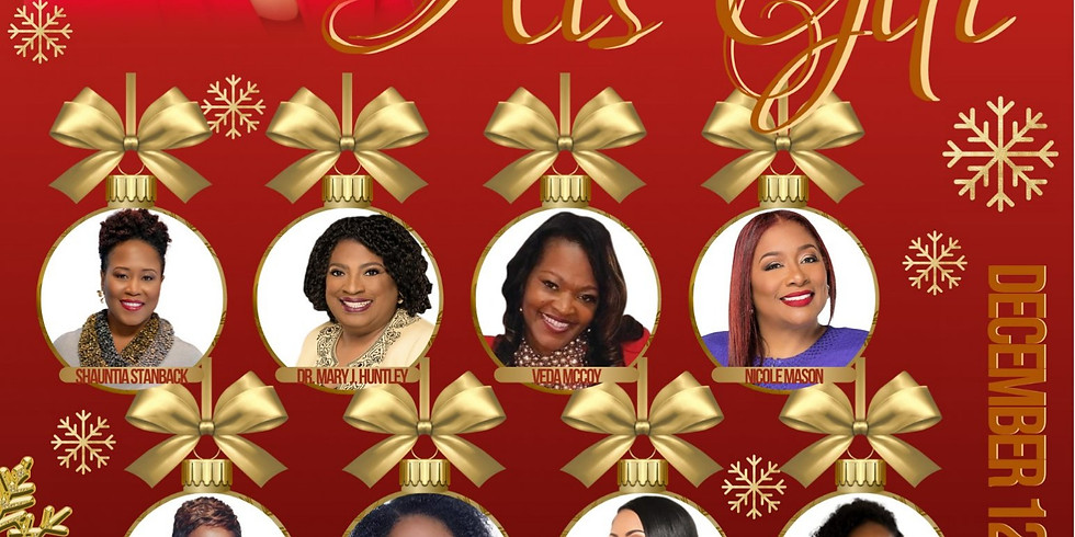 Kimberly Cleveland Presents - 12 Days of Becoming His Gift