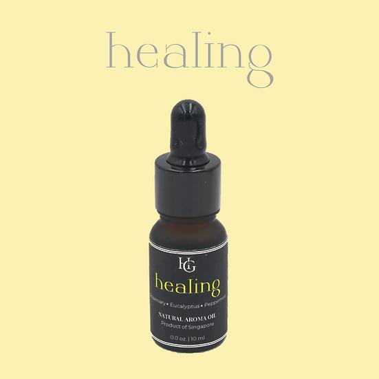 Healing Aroma Oil