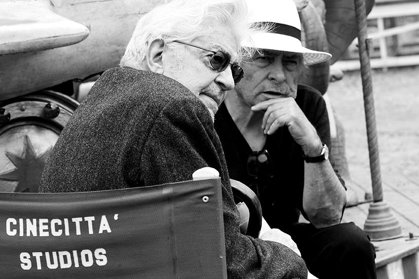 Ettore Scola-Luciano Tovoli