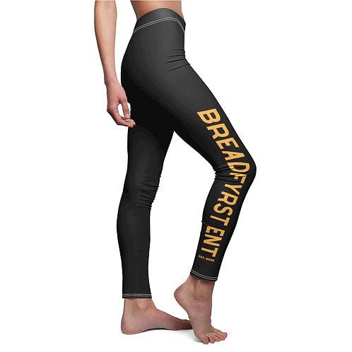 BFE Women's Casual Leggings (Black)