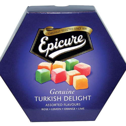 Epicure Turkish Delight Assorted flavours 325g