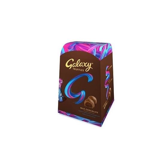 Galaxy Milk Chocolate Truffles Gift Box 206g