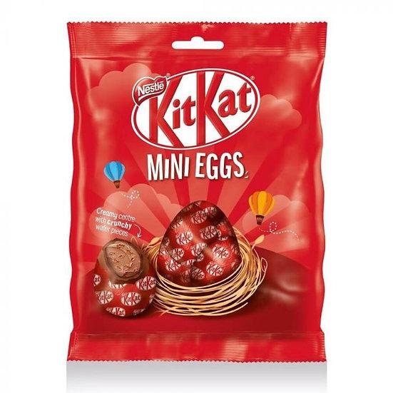 Kit Kat Milk Chocolate Filled Mini Eggs Pouch 81g