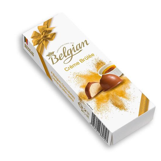 Belgian Creme brûlée Taste Chocolates