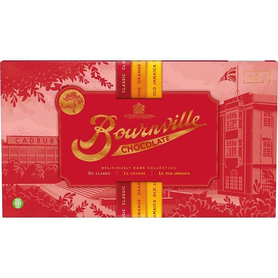 Bourneville Chocolate Selection Pack
