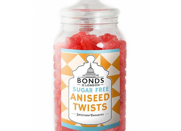 Bonds Aniseed Twists (Sugar Free)