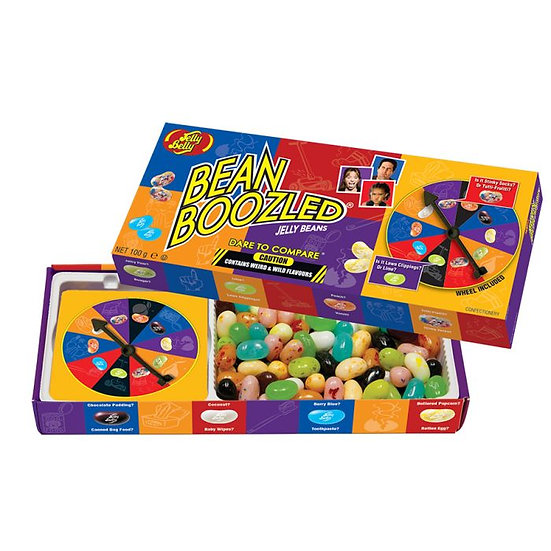 Jelly Belly Bean Boozled Jelly Beans Spinner Gift Box