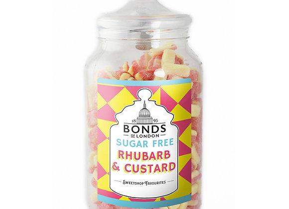 Bonds Rhubarb and Custard  (Sugar Free)