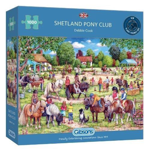 Gibson's - Shetland Pony Club (1000)