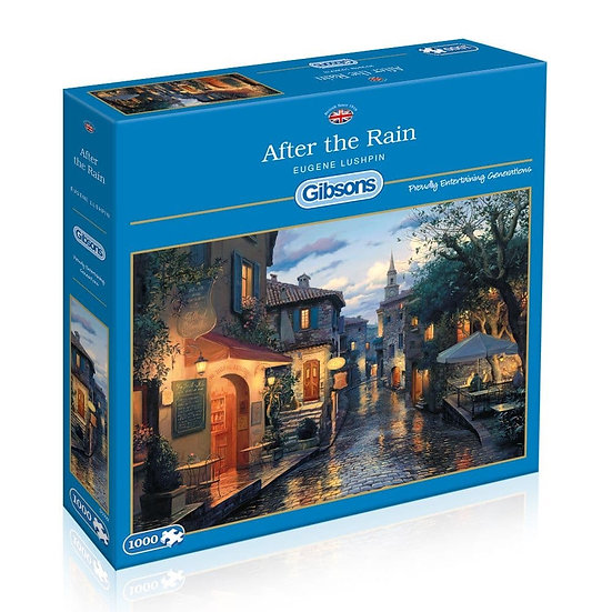 Gibson's After the Rain (1000)