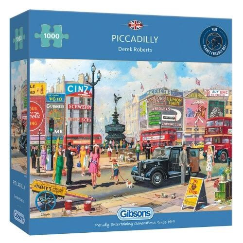 Gibson's Piccadilly (1000)