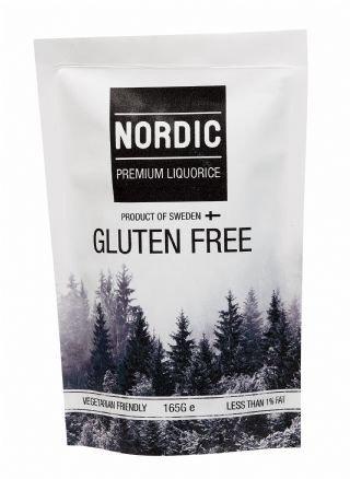 Nordic Gluten Free Premium Liquorice