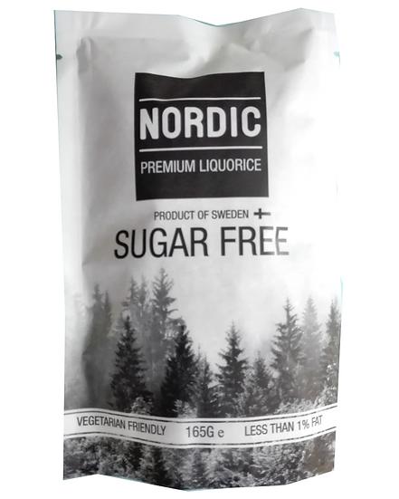 Nordic Sugar Free Premium Liquorice