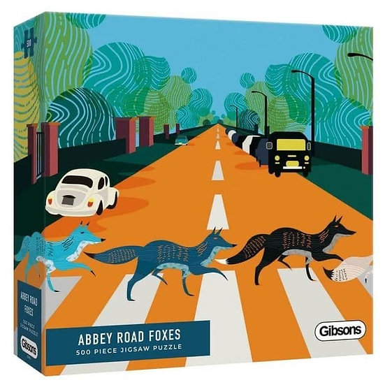 Gibson's Abbey Road Foxes (500)