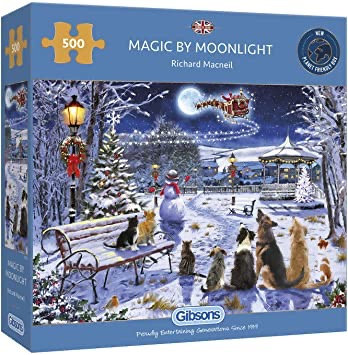 Gibson's Magic by Moonlight (500)