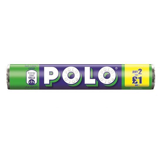 Polo Original Mints 2 For £1