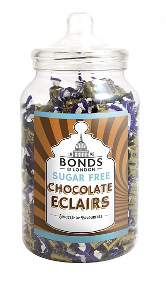 Bonds Chocolate Eclairs (Sugar Free)