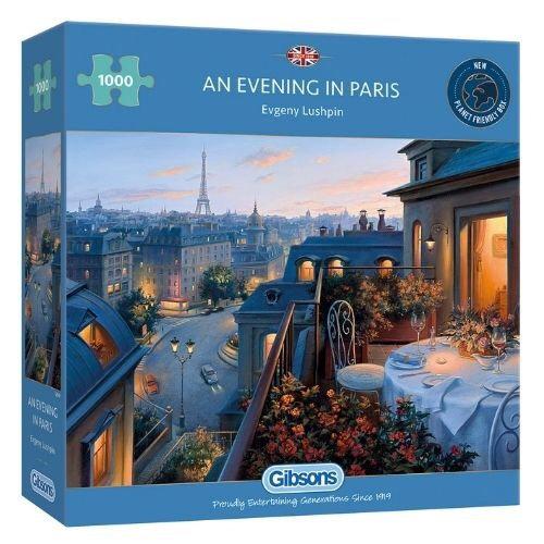 Gibson's - An Evening in Paris (1000)