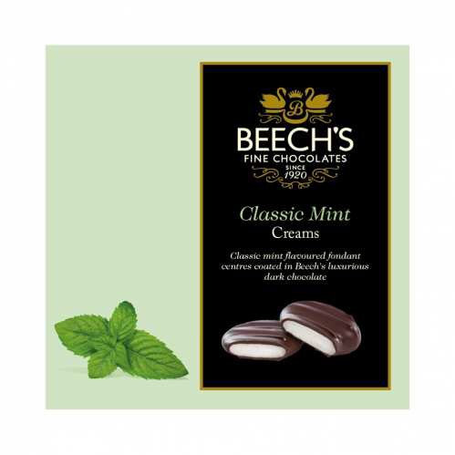Beeches Mint Fondants  90g