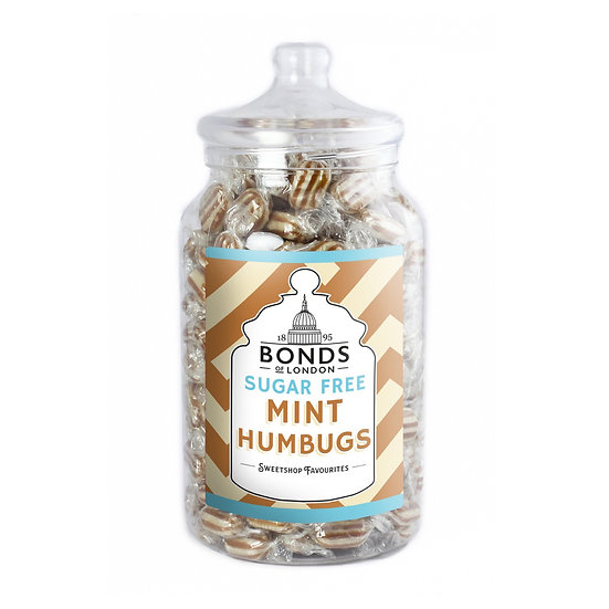 Bonds Mint Humbugs (Sugar Free)