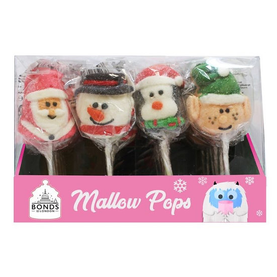 Bonds Christmas Mallow Pops (sold singularly)