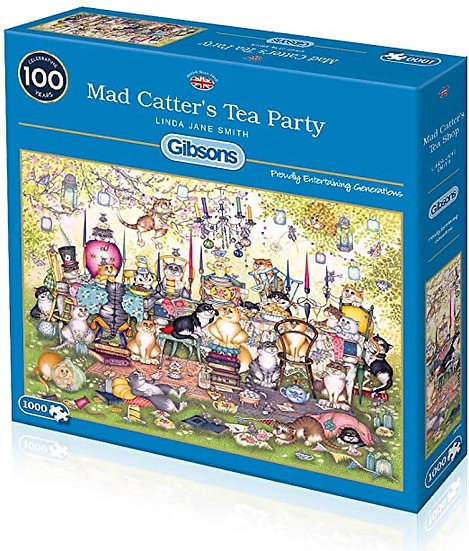 Gibson's Mad Catter's Tea Party (1000)