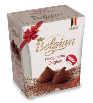 Belgian Fancy Truffles