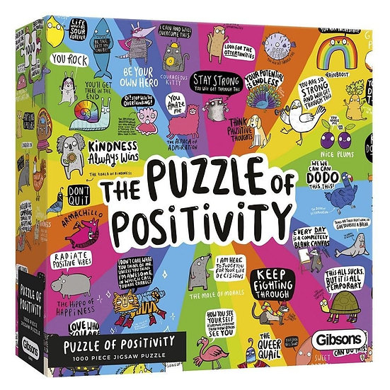 Gibson's - Puzzle of Positivity (1000)