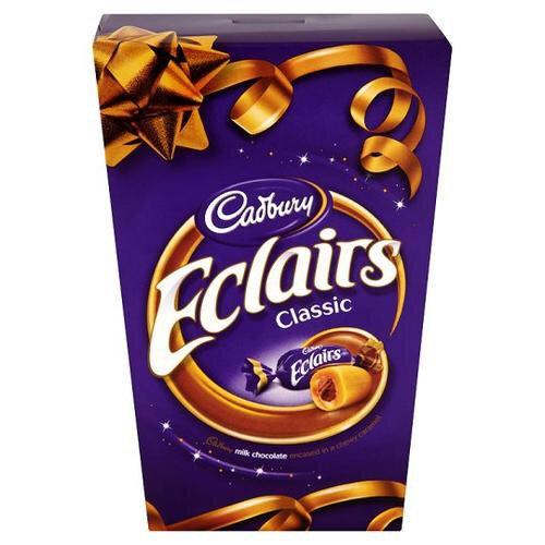 Cadbury Classic Eclairs Box 420g