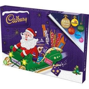 Cadbury Santa selection pack