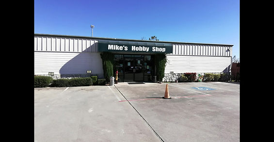 Mikes Hobby Shop