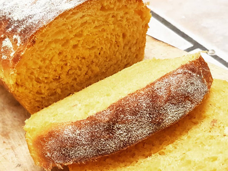 Sweet Potato Bread! - I grew up on this ...