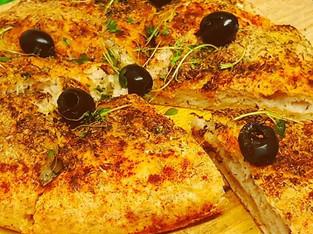 Tasty Flatbread - Make it fancy